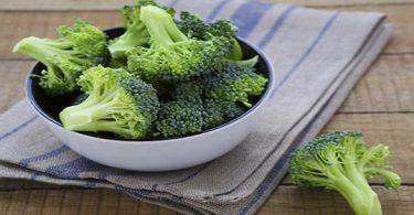 brócoli en exceso
